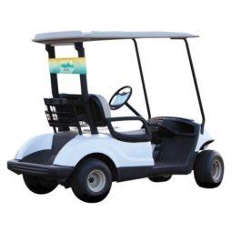 Golf Cart Banner