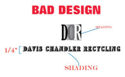 Logo - bad design