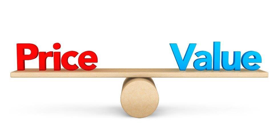 Price vs Value