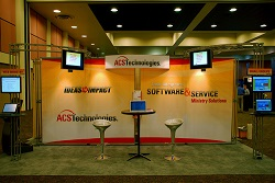 Trade show booth design - does it say what you do?