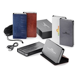 Trade show gift - Power Bank